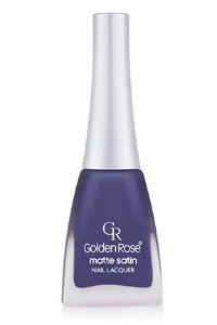 Golden Rose MATTE SATIN Nail Lacquer №205