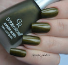 Golden Rose MATTE SATIN Nail Lacquer №207