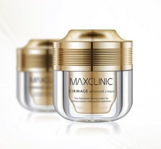 Крем 17 пептидов+коллагеновые нити MAXCLINIC ADVANCER CREAM